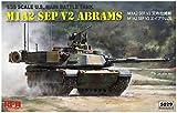 ライフィールドモデル 1/35 アメリカ陸軍 M1A2 SEP V2 エイブラムス プラモデル RFM5029