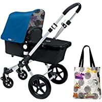 Bugaboo Cameleon3 Accessory Pack - Andy Warhol Royal Blue/Transport (Special Edition) by Bugaboo