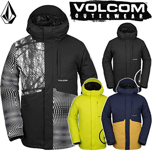 18-19 VOLCOM/ボルコム 17 FORTY INS jacket メンズ スノーウェア ジャケット スノーボードウェア 2019 M LIM
