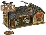 Department 56 Village Halloween Bat's Motel Lit House 141[並行輸入]