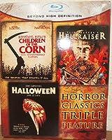 Bd - Horror 3 Pack [Blu-ray]