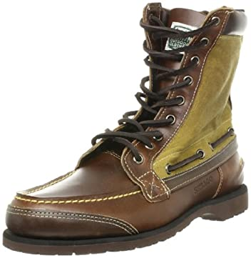 Filson Osmore: B73106 Brown Oiled Waxy