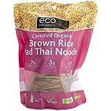 Eco Organics Brown Rice Pad Thai Noodle , 200g