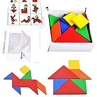 32 個の色子供パズル木製子供教育ギフトクリエイティブ知育玩具子供ジグソーパズル学習玩具キッズ