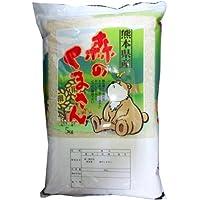 平成30年産 熊本県産 森のくまさん 白米10kg(5k×2)