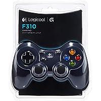 【PUBG JAPAN SERIES 2018推奨ギア】LOGICOOL ゲームパッド F310r