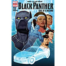 Black Panther: Soul Of A Machine (2017) #8