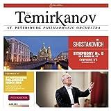 ショスタコーヴィチ : 交響曲 第5番 ニ短調 Op.47 (Shostakovich : Symphony No.5 in D minor op.47 / Yuri Temirkanov , St. Petersburg Philharmonic Orchestra) [輸入盤]
