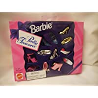 Barbie Pretty Treasures Shoes 1995