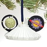 Disney Space Mountain Ear Hat Ornamentホワイト