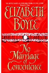No Marriage of Convenience (Avon Romantic Treasure) Kindle Edition
