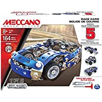 Meccano - 5 Models Set - Race Cars [並行輸入品]