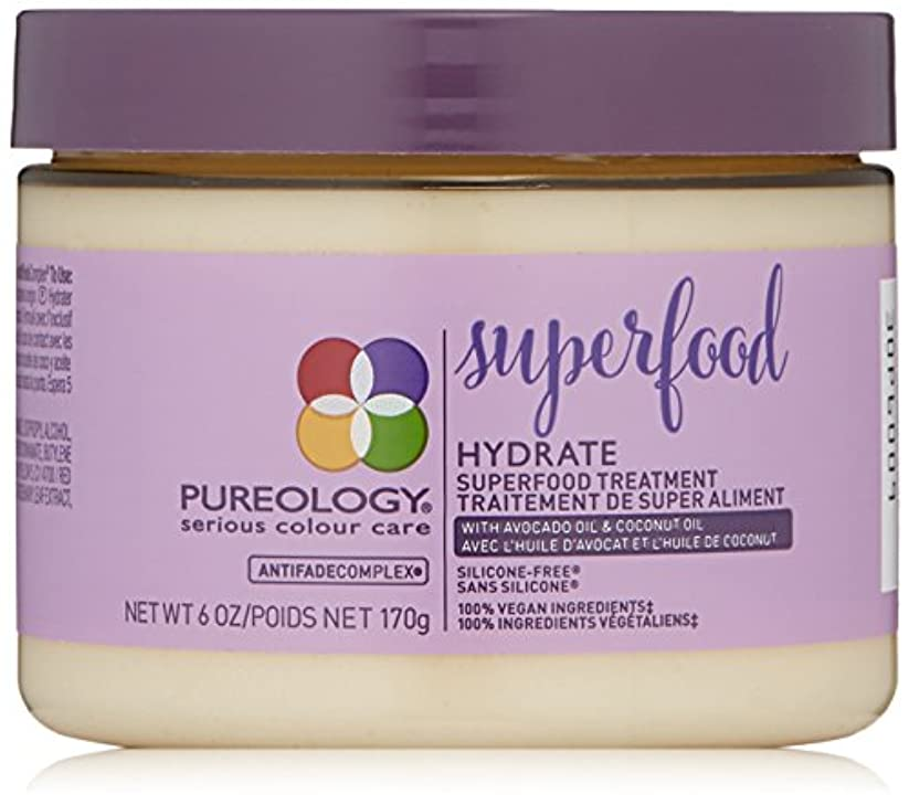 一定副詞夕方Hydrate by Pureology Superfood Vitality Treatment Mask 170g