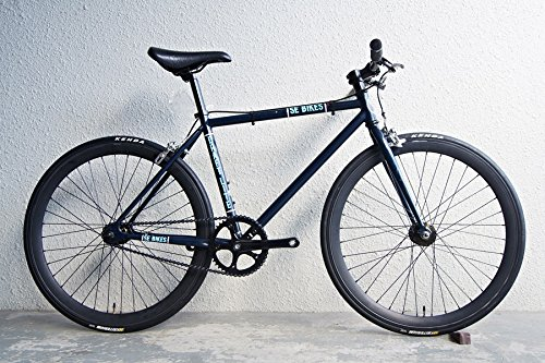 世田谷)SE BIKES(エスイーバイク) DRAFT LITE(ドラフト ライト ) ピストバイク - 51サイズ