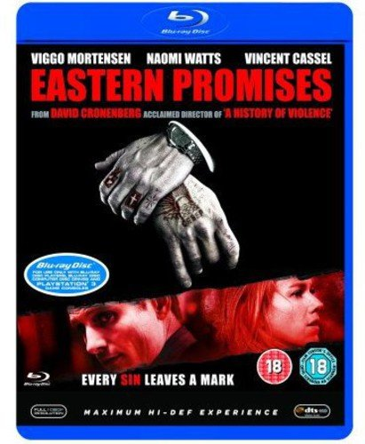 Eastern Promises [Blu-ray] [Import]