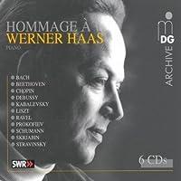 Hommage a Werner Haas by Werner Haas