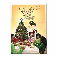 カード–Boxed–クリスマス–Rooted in Love (ボックスof 15)