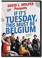 If It's Tuesday This Must Be Belgium [DVD] [Import]