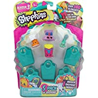 Shopkins Season 3 (5 Pack) Set 48