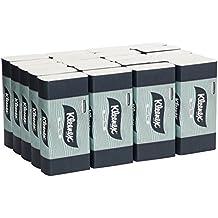 4456 KLEENEX Optimum Hand Towel, 120 towels per pack, White, 20 packs per case
