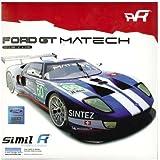 スタジオ27 simil R 1/24 FORD GT GT1 LM 2010