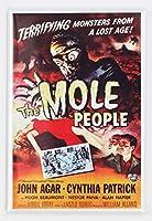 Mole People映画ポスター冷蔵庫マグネット( 2x 3インチ)