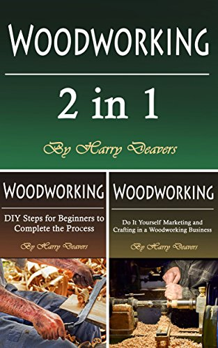 Woodworking: Plans, Projects, Jigs, and More in a 2 in 1 Book Combo (English Edition)