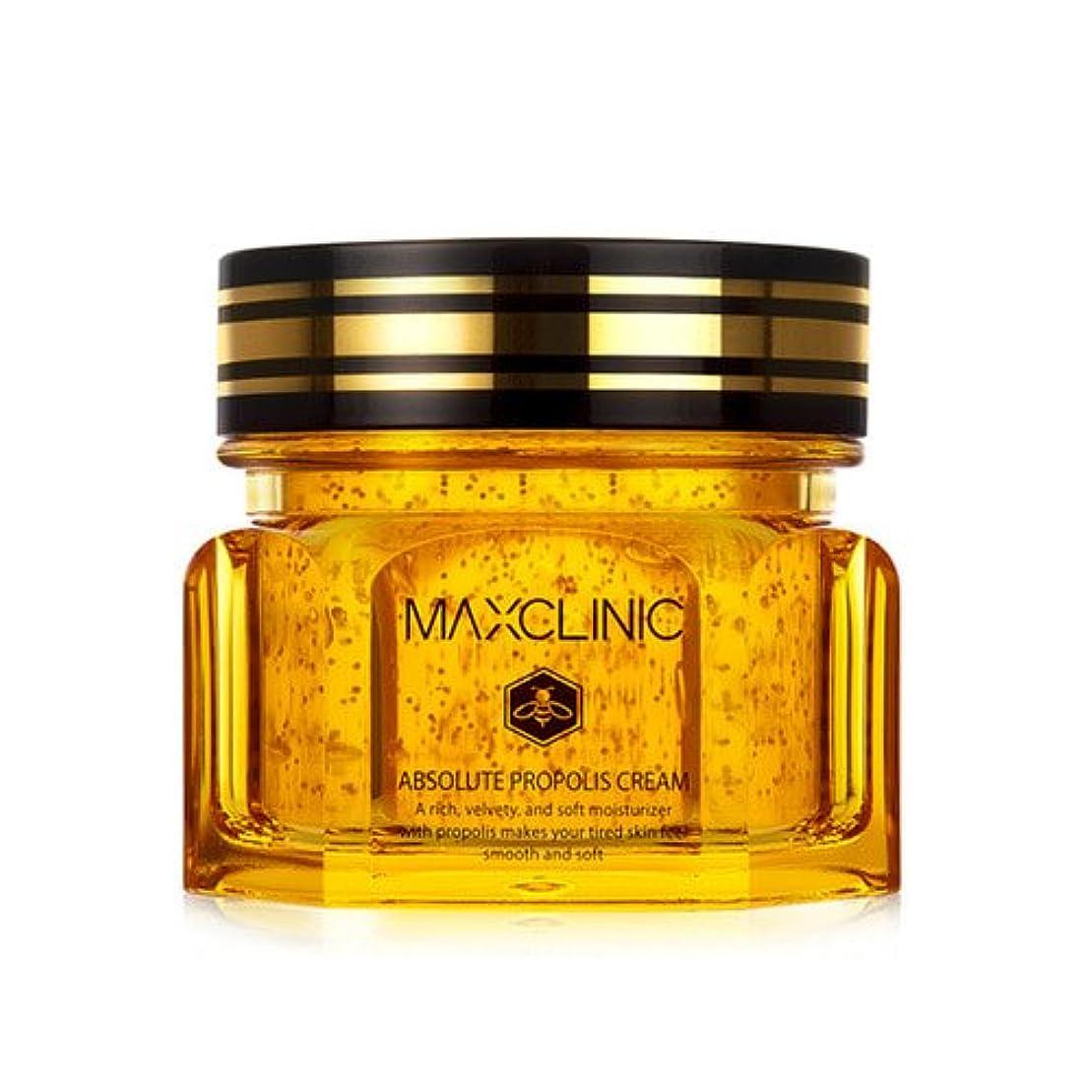 MAXCLINIC Absolute Propolis Cream 100ml/マックスクリニック アブソリュート プロポリス クリーム 100ml [並行輸入品]