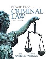 Principles of Criminal Law (6th Edition)