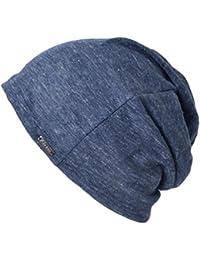 (カジュアルボックス) ニット帽 wind リネン 麻 ビッグワッチ ユニセックス charm
