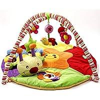 guurachi Caterpillar Softly Snail multi-activity Playmat &ジムベビートイ