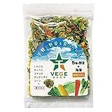 ホシベジ 乾燥野菜 国産 5種の野菜&海藻ミックス (100g) ※野菜ソムリエ監修