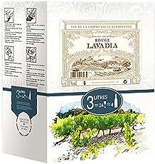 My Wine CLUB 【フランステーブルワイン】ラヴァディア(赤・FB) ボックスワイン 3L
