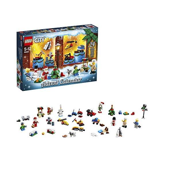 レゴ シティ 2018 アドベントカレンダー ...の商品画像