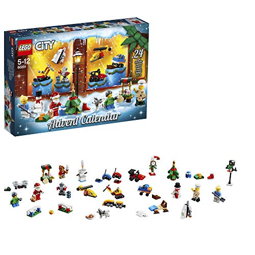 レゴ(LEGO) シティ 2018アドベントカレンダー レゴ...