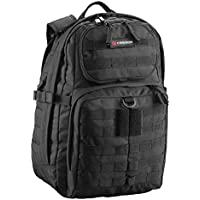 CARIBEE Combat 32l Military Style Backpack Black