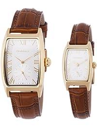 [オロビアンコ タイムオラ]Orobianco TIME-ORA 腕時計 デルノンノ&デルノンナ ペアパッケージ OR-0065W 【正規輸入品】