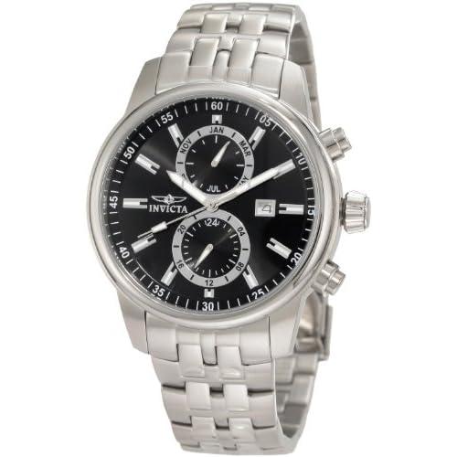 [インビクタ] Invicta 腕時計 Specialty スペシャリティ スイス製クォーツ 0250 メンズ 日本語取扱説明書付き 【並行輸入品】