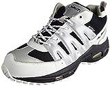 [シモン] 作業靴 短靴 スニーカー  静電 エアースペシャル3000 シロ 25.5 cm 3E