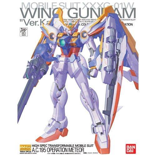 MG 1/100 XXXG-01W ウイングガンダム Ver.Ka (新機動戦記ガンダムW)