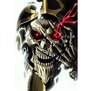 【Amazon.co.jp限定】オーバーロードIII 2( 全巻購入特典:アニメ描き下ろしイラスト使用原作サイズブックカバー 引換シリアルコード ) [Blu-ray]