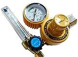 アルゴンガス 圧力調整器 TIG 溶接 レギュレター 流量計
