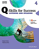 Q Skills for Success Listening and Speaking (Q Skills for Success, Level 4)