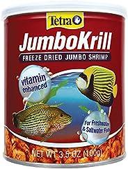 Tetra JumboKrill Freeze Dried Jumbo Shrimp 100G
