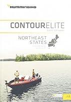 Lakemaster 600046–1Humminbird Contour Elite、cene1北東States