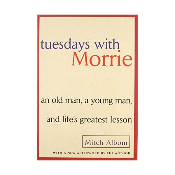 Tuesdays with Morrie: A...の紹介画像4
