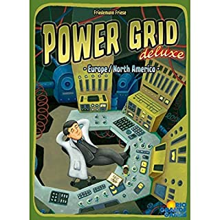 Power Grid Deluxe (B00NJMDVAC) | Amazon Products