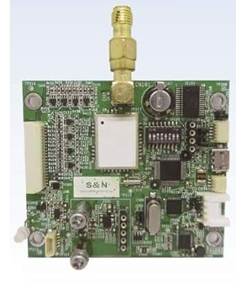 GP-BOARD Wi-SUNセンサーI/Fボード(HAN対応) 電池ケース SNGPB171001_02