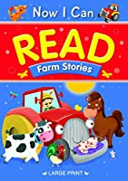 Brown Watson Now I Can Read - Farm Stories (Large Print)