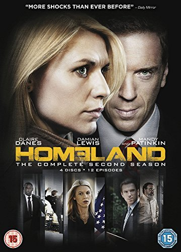 Homeland - Season 2 [DVD] by Damian Lewis